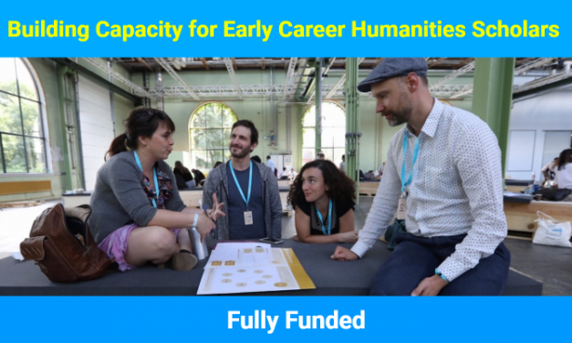 Building Capacity for Early Career Humanities Scholars in Africa – Fully Funded