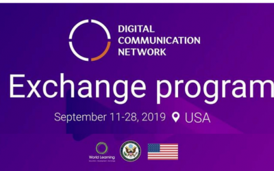 Digital Community Network Exchange Program 2019 in United States [Fully Funded]