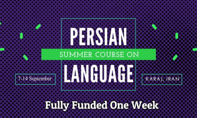 International Summer Course on Persian Language at University of Tehran [Fully Funded]