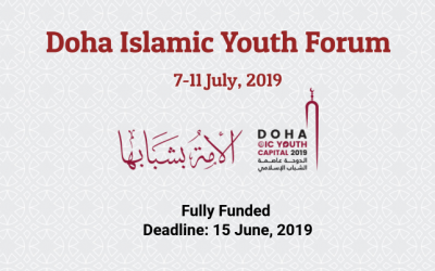 Doha Islamic Youth Forum 2019 in Qatar [Fully Funded Conference]