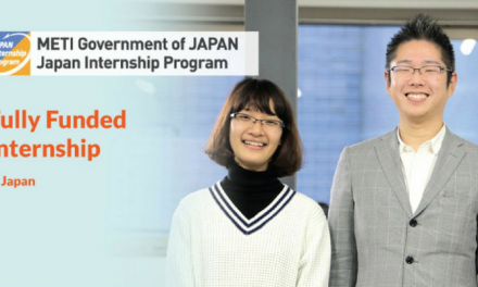 METI Japan Internship Program 2019 by Government of Japan [Fully Funded]
