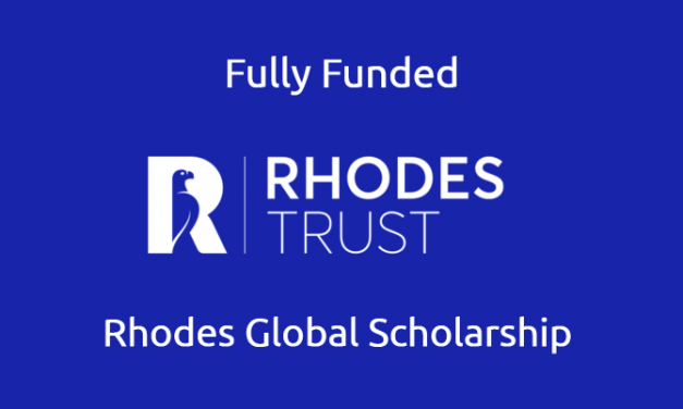Rhodes Global Scholarship 2020 in the United Kingdom – Fully Funded