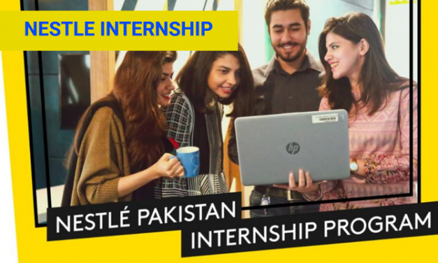 Nestle Internship Program 2019 in Pakistan – Nestle Paid Internship