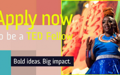 TED Fellows Program 2020 – Fully Funded to Canada