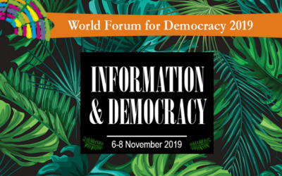 World Forum for Democracy 2019 in France by Council of Europe [Fully Funded]