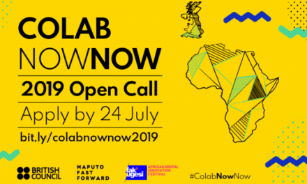 British Council ColabNowNow 2019  [Fully Funded for Young Digital Creatives]