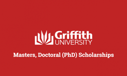 Griffith University International Scholarships 2019-20 in Australia
