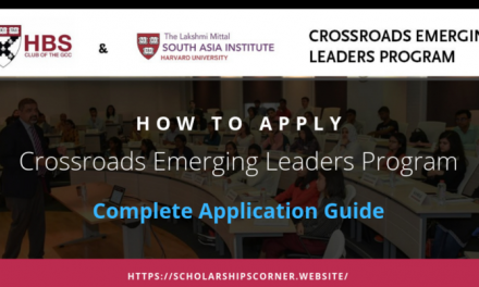 How to Apply for Crossroads Emerging Leaders Program – Complete Application Guide