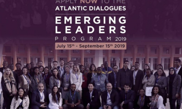 Atlantic Dialogues Emerging Leaders Program 2019 in Morocco [Fully Funded]