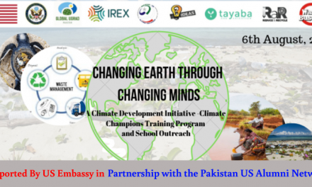 CDI Training Program & Community Outreach in Lahore (Free of Cost)