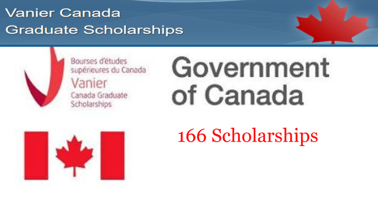 Vanier Canada Graduate Scholarship 2021 by Canadian Government