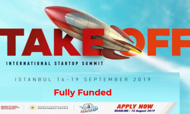 International Startup Summit 2019 in Istanbul, Turkey [Fully Funded]