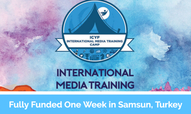 International Media Training Camp 2019 in Turkey – Fully Funded