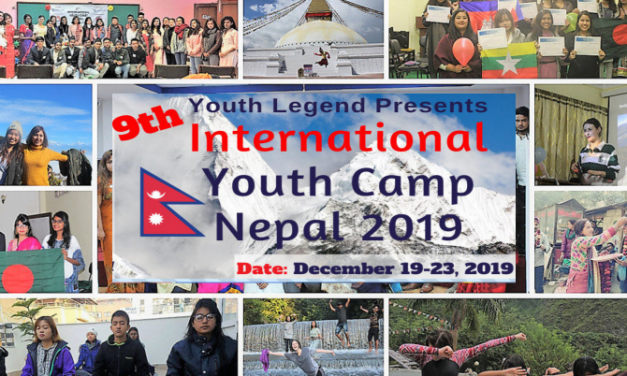 9th International Youth Camp Nepal 2019 (IYCN) – Apply Now