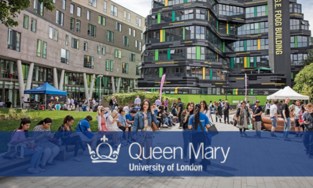 Chevening Partner Award for Masters in Economics at Queen Mary University of London [Fully Funded]