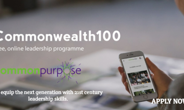 Free Online Leadership Development Programme | Commonwealth100