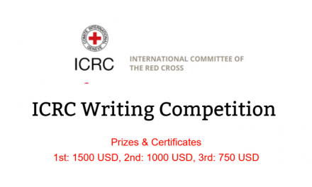 ICRC Writing Competition 2019 for Arabic Speaking States