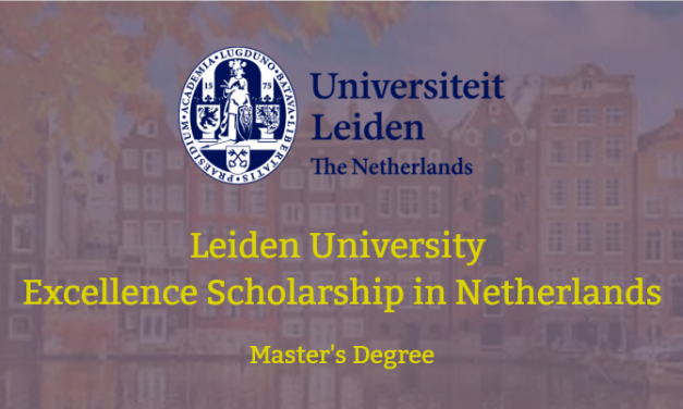 Leiden University Excellence Scholarship (LExS) 2020 in Netherlands