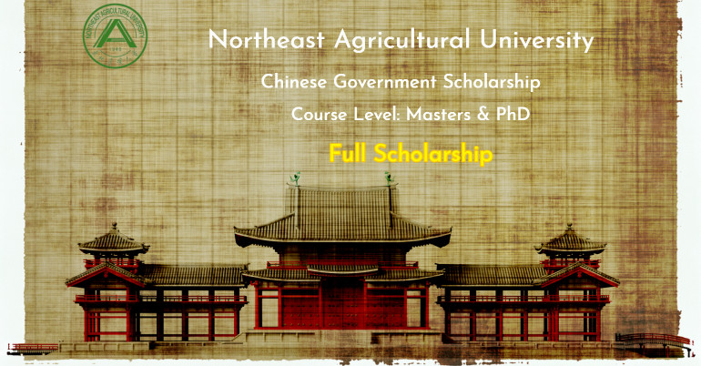 Northeast Agricultural University Scholarship