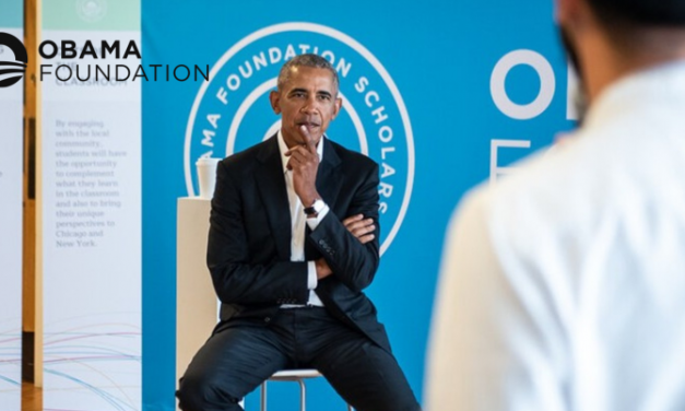 Obama Foundation Scholars Program 2020-2021 at Columbia University, New York [Fully Funded]