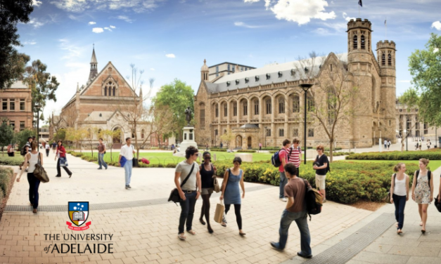 Adelaide International Scholarships in Australia 2020-21 – Fully Funded