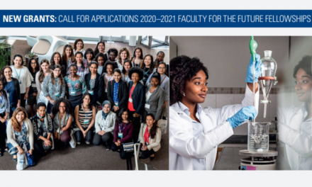 Schlumberger Foundation Fellowships 2020-2021 [Fully Funded]