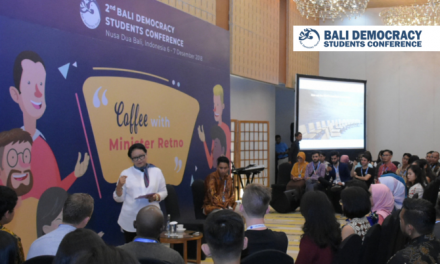 Bali Democracy Students Conference 2019 by Government of the Republic of Indonesia