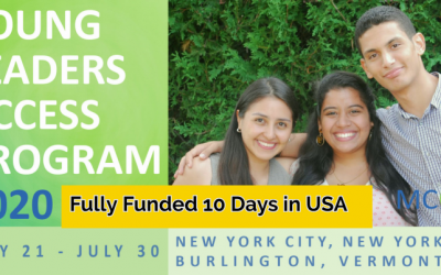 Young Leaders Access Program 2020 in the USA – Fully Funded