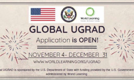 Global Undergraduate Exchange Program in USA [GLOBAL UGRAD 2020]