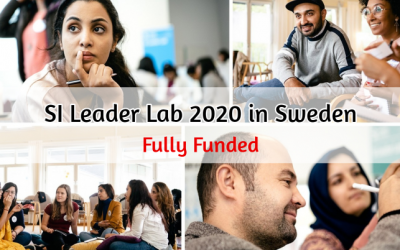 Swedish Institute Leader Lab 2020 in Sweden [Fully Funded]