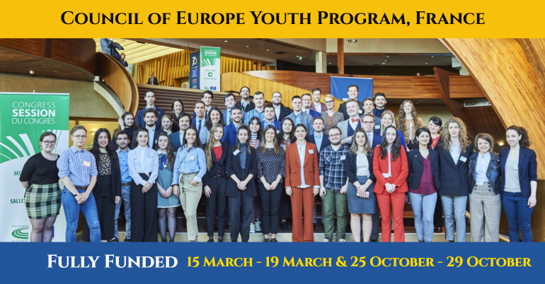 Council of Europe Youth Program
