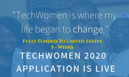 TechWomen Emerging Leaders Program 2020 in USA [Fully Funded]