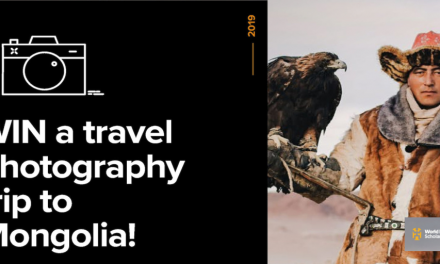 2019 Travel Photography Scholarship to Mongolia [Fully Funded 10-Day Trip]