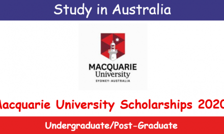 Macquarie University Scholarships 2020 in Australia – Study in Australia