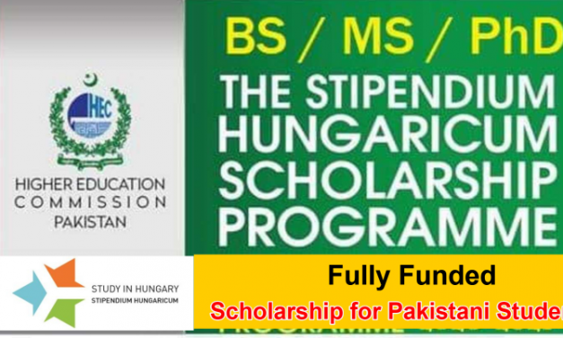 HEC Hungary Scholarship for Pakistani Students 2020 [Fully Funded]