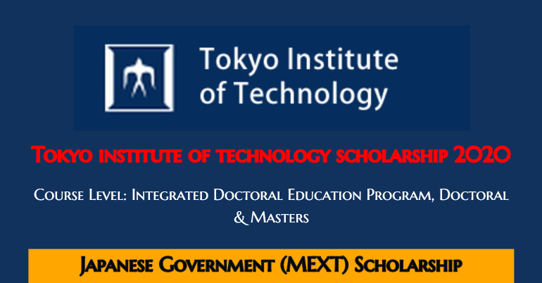 Tokyo Institute of Technology Scholarship