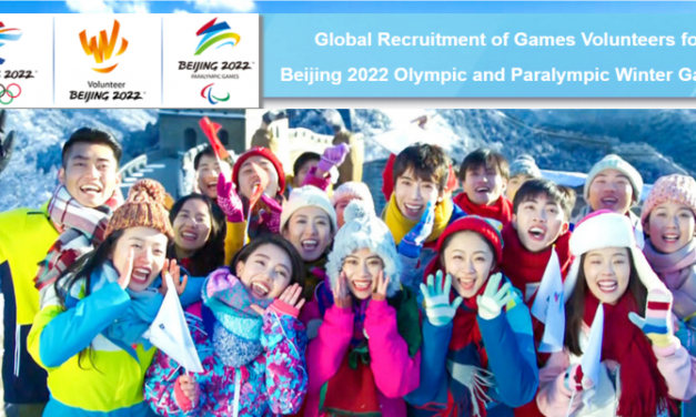 Beijing 2022 Olympic and Paralympic Winter Games [Call for Volunteers]