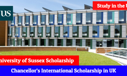 Chancellor's International Scholarships in UK 2020 – Study in UK