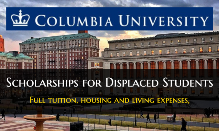 Columbia University Scholarship in the USA 2020 – Apply Now