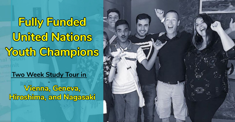 United Nations Youth Champions