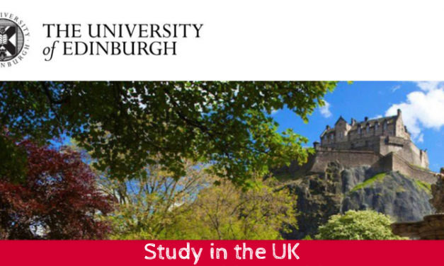 University of Edinburgh Scholarship in UK 2020 – Study in the UK