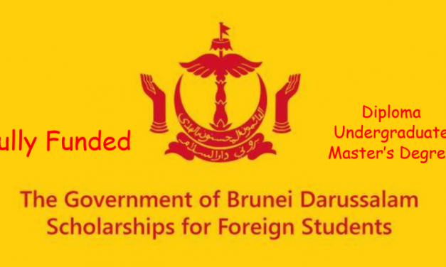 Brunei Darussalam Scholarship 2020 for Foreign Student [Fully Funded]