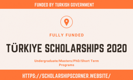 Turkey Scholarships 2020 [Fully Funded] Turkiye Burslari Scholarships
