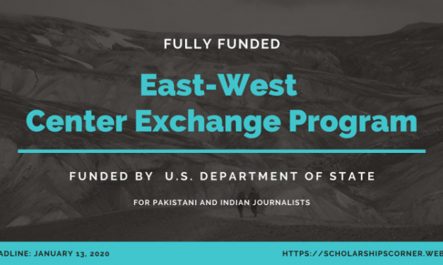 Fully Funded Exchange Program funded by the U.S. Department of State