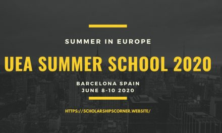 UEA Summer School 2020 in Barcelona, Spain – Apply Now