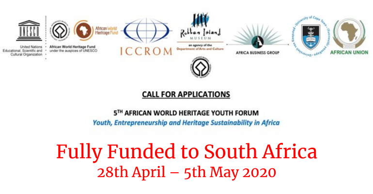 5th AWHF Youth Forum 2020 in South Africa [Fully Funded]