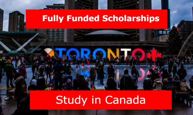 Canada Scholarships for International Students 2020 – [Fully Funded]