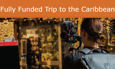 Travel Writing Scholarship 2020 – Fully Funded Trip to the Caribbean