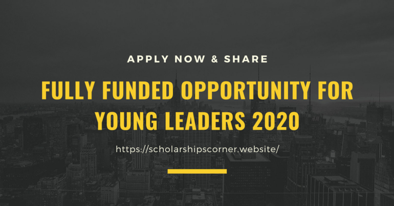 Fully Funded Opportunity