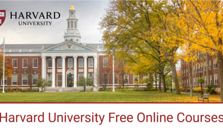 Harvard University Free Online Courses 2020 – Enroll Now